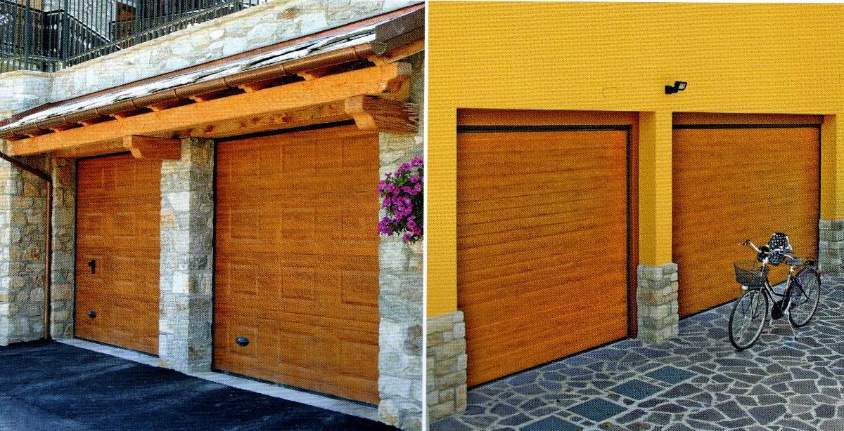 Puertas de garaje y de vivienda